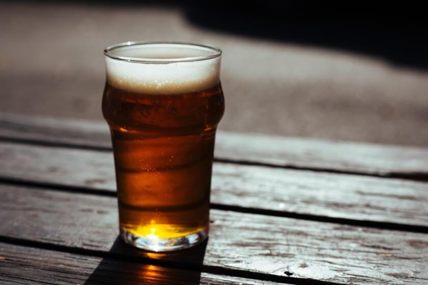 Über was man nach zwei Bier alles nicht mehr bloggen mag.