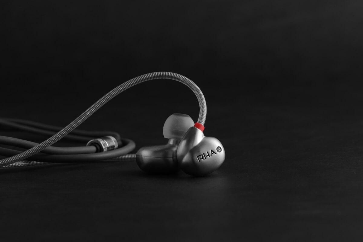 Foto des In-Ear-Kopfhörers RHA T10i