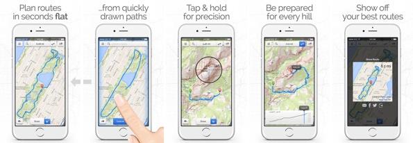 Raus aus der Komfortzone! Meine 7 Lieblings-Apps für Läufer: Footpath.