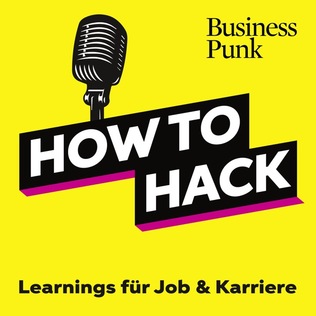 Cover des Podcasts »How to Hack« von Tijen Onaran