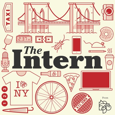 Cover des Podcasts »The Intern« von Allison Behringer